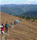 Hikers on Silver Star Mountain