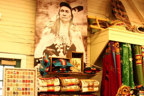 Items for sale within Pendleton Woolen Mill